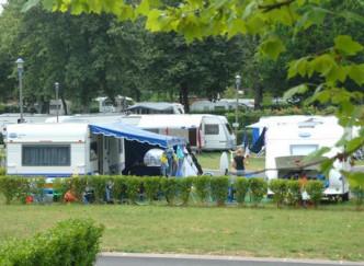 Camping municipal du Mont Olympe