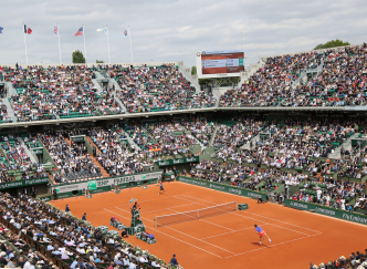 Un week-end à Roland Garros