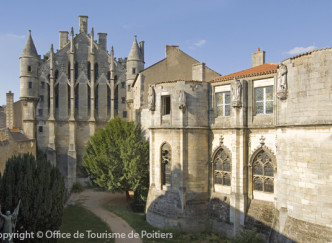Centre historique de Poitiers