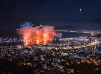 Top 10 des villes françaises où passer le Nouvel An