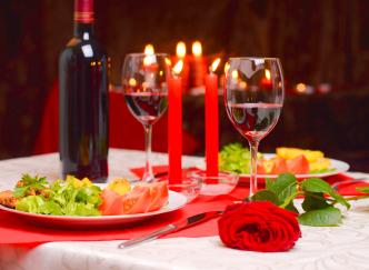 Top 5 des restaurants parisiens pour la Saint-Valentin