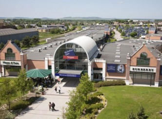 Shopping à Troyes