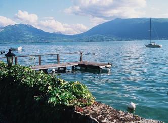 Du sport et de l'évasion autour du lac d'Annecy en Haute-Savoie !