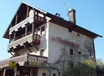 Hôtel La Charpenterie
