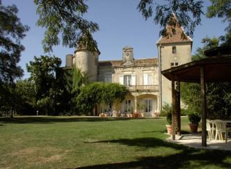 Manoir de Roquegautier