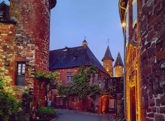 Top 10 des incontournables de Collonges-la-Rouge