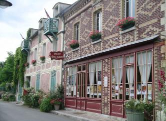 Restaurant Ancien Hôtel Baudy