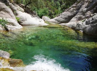 TOP 6 des meilleurs spots de canyons en Corse