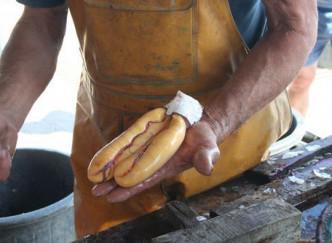 Découverte de la fabrication de la poutargue