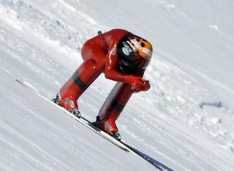 Ski de vitesse