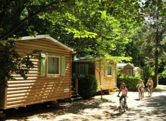 Camping international Les Gorges du Gardon