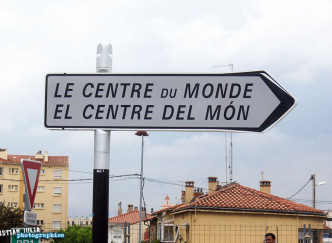 La Gare, Centre du Monde