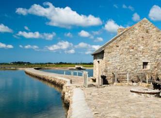 Les moulins à marée