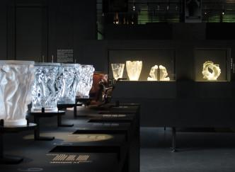 Musée Lalique : le génie du verre, la magie du cristal