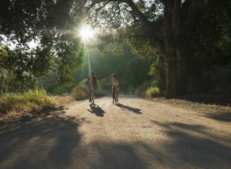 Promenade sur la liaison verte de Bourg-en-Bresse