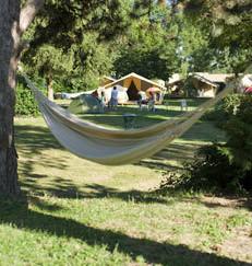 Camping du Nid du Parc - Roulottes