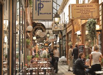 Découvrez Paris en 6 passages couverts