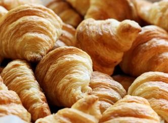 Les 5 meilleurs croissants de Paris