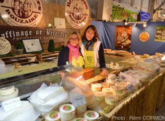 La Foire aux fromages et aux vins de Coulommiers: un immanquable!
