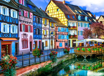 Top 10 des plus belles villes françaises au bord de l'eau