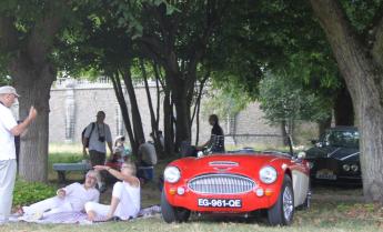 12e Traversée de Paris estivale en Anciennes le 21 juillet