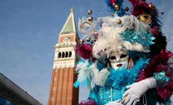 Carnaval de Venise à Cheverny