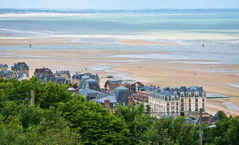 Cabourg, Houlgate et Villers-sur-Mer