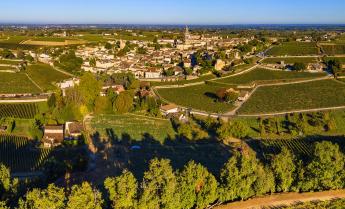 Libourne et Saint-Emilion