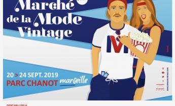 Le Marché de la Mode Vintage - Marseille