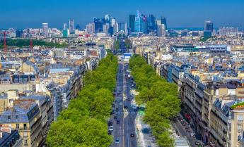 Paris, Champs-Élysées