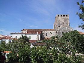 Mornac-sur-Seudre, plus beau village de France