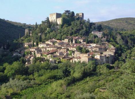 Le Château de Castelnou