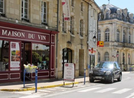 La Maison du vin de Blaye