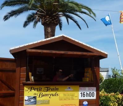 Le Petit Train de Banyuls