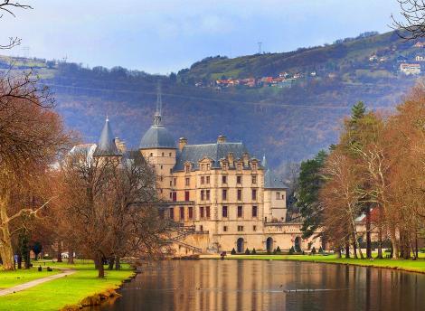 Domaine du Château de Vizille