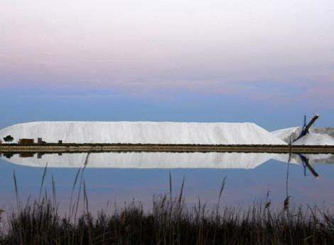 Le Salin d'Aigues-Mortes
