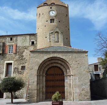 Église romane Sainte-Marie
