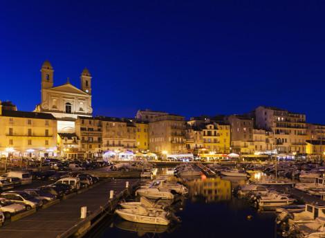 La citadelle et le vieux port