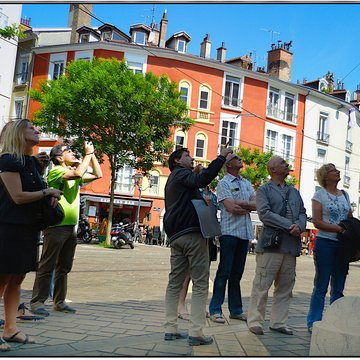 Visites guid es de l 39 office du tourisme de grenoble grenoble - Office tourisme marseille visites guidees ...