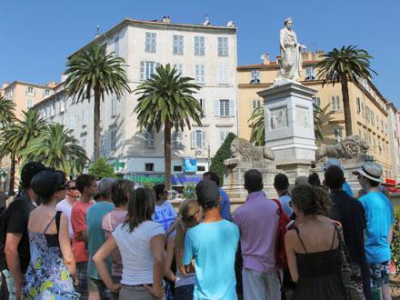 Les visites guid e de l 39 office de tourisme d 39 ajaccio ajaccio - Office du tourisme d ajaccio ...