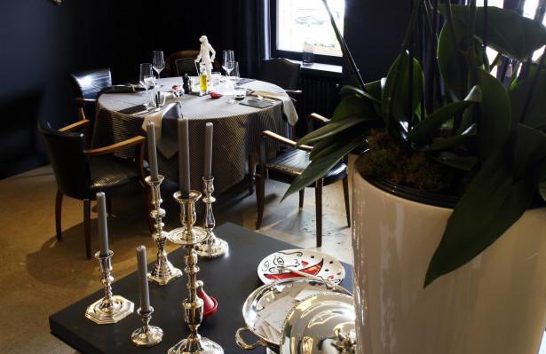 Restaurant L Auberge Du Paradis St Amour
