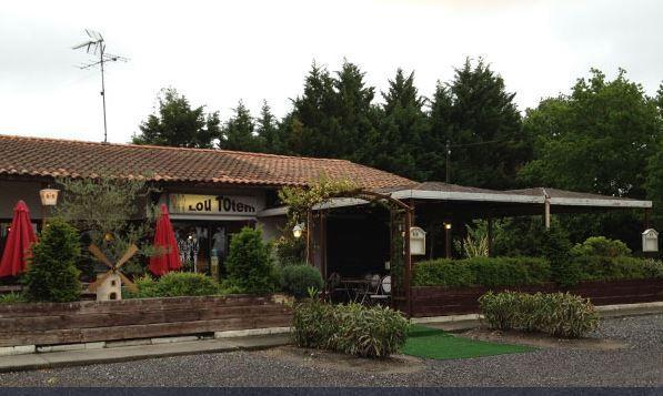 Restaurant Lou Totem Carte