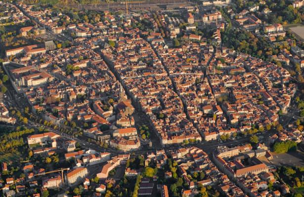 Le quartier de Montferrand - Clermont-Ferrand