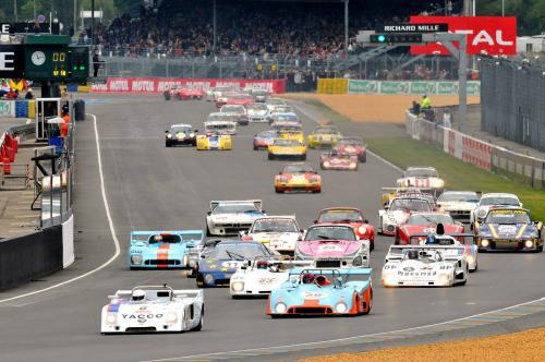 circuit 24h mans classic le mans. Black Bedroom Furniture Sets. Home Design Ideas