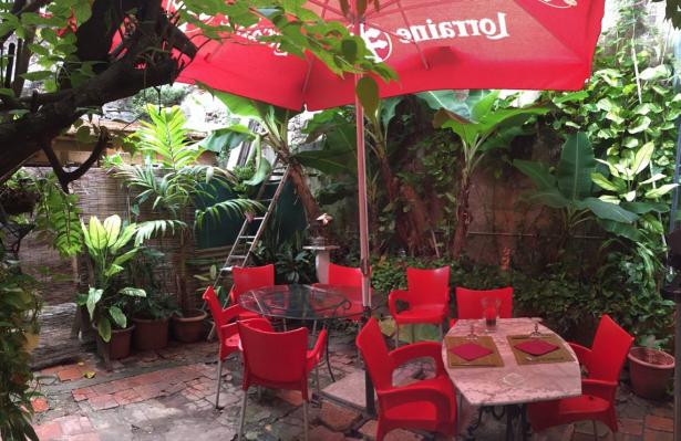 Restaurant Langouste Fort De France