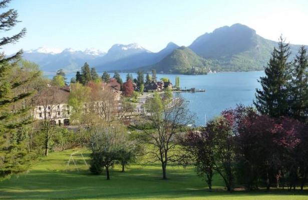 Visite guid e de talloires annecy - Office tourisme talloires ...