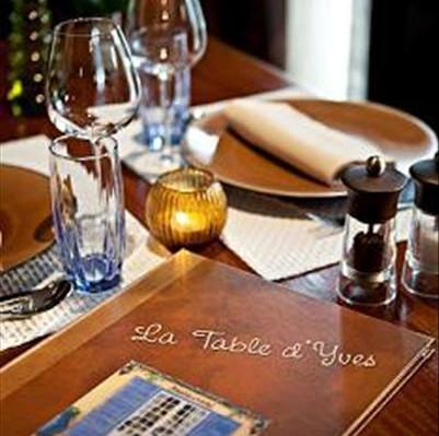 La Table D Yves Fayence